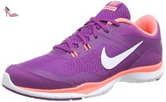 the latest a57ca 68e75 Nike Flex Trainer 5, Chaussures de Running Compétition femme - Violet -  Violett (Bold