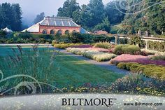 The beautiful Biltmore Estate Conservatory was completed in 1895 and highlights a wide variety of exotic plants. Its tall arched windows look out onto the terraced butterfly garden and the Walled Garden beyond, and the pointed glass roof lets in an abundance of natural light.  Present Day