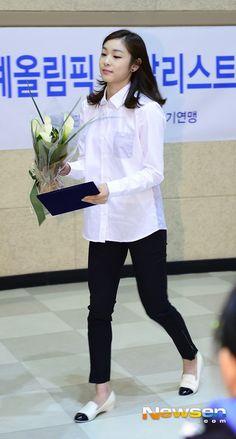 [포토엔]피겨여왕 김