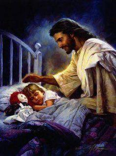 thank you, Jesus for watching over my children/grandchildren