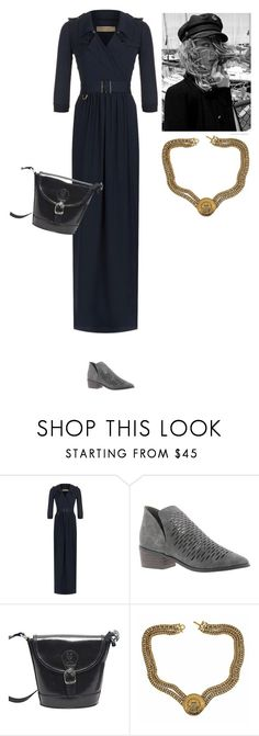 """""""Trench"""" by amory-eyre ❤ liked on Polyvore featuring Burberry, Corkys and Chanel"""