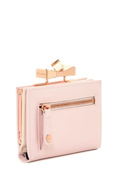 Ted Baker London - Helan Leather Small Purse Wallet at Nordstrom Rack. Free Shipping on orders over $100.