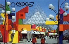 iconoclassic:    La Ronde at Expo '67 - Montreal, Quebec (by The Pie Shops)