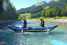 Canadier Rafting im  Lechtal Tirol Österreich Rafting, Boat, Vehicles, Dinghy, Boats, Vehicle