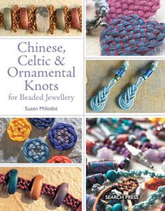 Books for Braiding & Knotting... prrr.. I actually have a celtic knotting book.