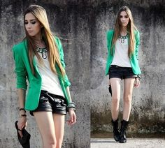 I would love to rock this on St. Patricks Day.