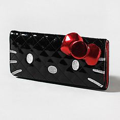 Hello Kitty Fancy Patent Wallet