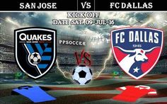 San Jose Earthquakes vs FC Dallas 09.07.2016 Free Soccer Predictions, head to head, preview, predictions score, predictions under/over USA MLS