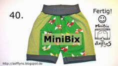 aefflynS - to go: FREEBOOK - Stoffmixhose 'MiniBix'