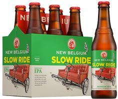 Slow Ride Session IPA - 4.5% ABV ... sometimes it's all about the delicious IPA flavoring.  A mighty fine session IPA ...