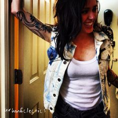 Spiked Vest!!!  LOVE it!