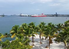 These views of #Miami never get old!