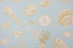 Special Purchase Robert Allen Cove Hollow Printed Acrylic Jacquard Outdoor Fabric in Ocean $11.95 per yard