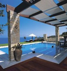 Tragaki, Zakynthos, Greece Right on the beach - how could we say no