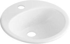 inbouw lavabo saval pro vb 49cm wit | desco.be