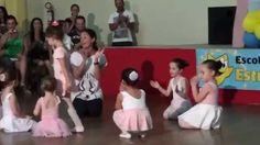 Margot - Primeira apresentação de Ballet