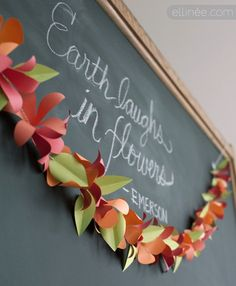 15 Fall Garland Ideas {DIY Decor} - EverythingEtsy.com