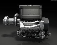 카 스파이샷 Car Spyshot :: [2013 F1] 메르세데스, 2014년 엔진 공개