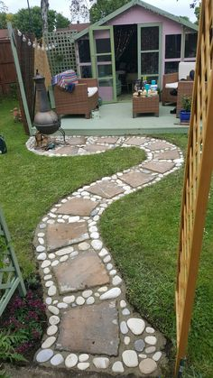 55 trending fresh front yard garden and landscaping ideas 24 Backyard Walkway, Front Yard Landscaping, Landscaping Ideas, Garden Yard Ideas, Garden Paths, Garden Floor, Amazing Gardens, Landscape Design, Landscape Architecture