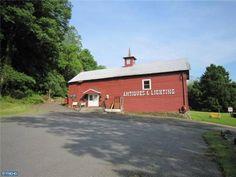 \ River Road, Lambertville NJ - Famous Antiques and Lighting building - river road
