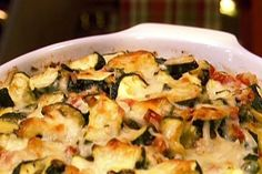 Get /etc/sni-asset/food/people/person-id/0c/be/0cbe4bc6e48014cf92b83275100700b1's Neely's Zucchini Gratin Recipe from Food Network