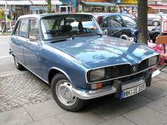 1979 Renault 16 TL - not mine, but same colour