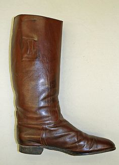 Riding boots (1920s)