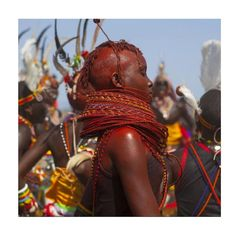 It's World Heritage Day and I wanted to shine a spotlight on the Turkana people who live near the Kenyan World Heritage site Lake Turkana.  Here are some odd and interesting facts you might not know: 1. Turkana women wear beads which could weigh up to 5kg and never take them off except when mourning or in an event of ill health. In fact women who don't wear beads are avoided by men of the tribe. 2. Beaded jewellery is highly valued and is believed to be a symbol of wealth. A typical Turkana…