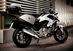 The NC700X is Honda's newest addition that highlights efficiency while retaining sports performance, making it equal parts commuter, street racer and weekend warrior. For more information, visit: http://www.coolhunting.com/design/honda-nc700x.php