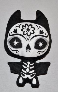 want sugarskull bat cutie!