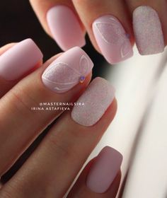 Want to know how to do gel nails at home? Learn the fundamentals with our DIY tutorial that will guide you step by step to professional salon quality nails. Fancy Nails, Trendy Nails, Love Nails, Nail Manicure, Diy Nails, Pink Shellac Nails, Acrylic Nails, Nagel Hacks, Pink Nail Art