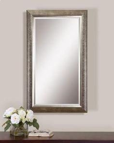 Uttermost - Tia, 2 Per Box Decorative Bathroom Mirrors, Richmond Homes, Uttermost Mirrors, Mirror Shop, Nebraska Furniture Mart, Accent Furniture, Traditional Design, Bad, Oversized Mirror