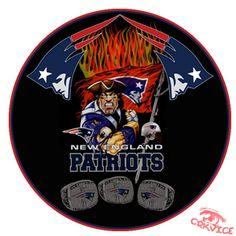 New England Patriots - Nuff Said