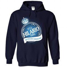 I Love Itishilario T shirts