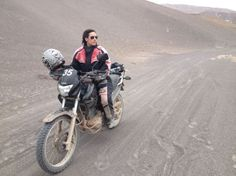 Women Who Ride: Fatima Ropero riding in Peru