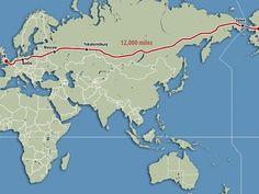 Proponen crear la carretera más larga del mundo, unirá Europa con Estados Unidos - ANTENA 3 TV Proponen crear la carretera más larga del mundo, unirá Europa con Estados Unidos   Antena3