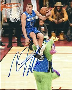 917c78c061e Autographed Aaron Gordon Orlando Magic 8x10 Photo -- Check this awesome  product by going to