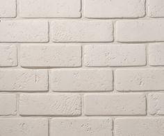Искусственный камень Палермо 1 белый