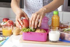 Como adiantar a preparação do lanche escolar do seu filho! #alimentação #lanchinho #saudável