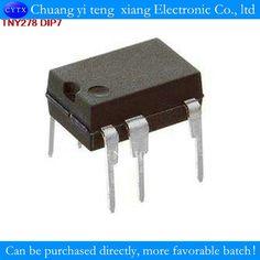 10 шт./лот TNY278PN TNY278 DIP7 в 7 футов 100% хороший чип
