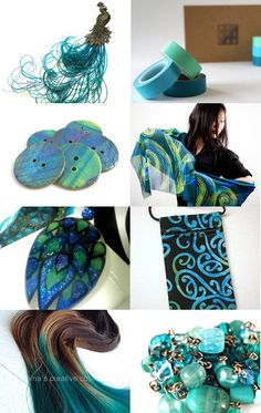 THE PROUD PEACOCK by Jessy on Etsy--Pinned with TreasuryPin.com