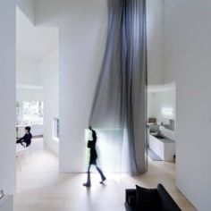 カーテンが魅せる空間術