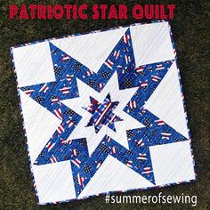 Inspired by Fabric: Summer of Sewing Tutorials