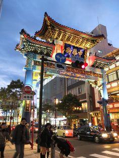 China Town at Yokohama