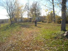 Where the home of bully Ken Rex McElroy once stood. (Oct/2013)