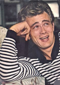 James Dean photographed by Sanford Roth, 1955. (x)