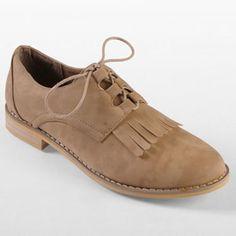 Journee Collection Sierra Oxford Shoes - Women