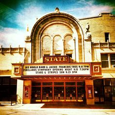 Vintage theater in Sandusky, Ohio. Photo from Beers & Beans Blog. Sandusky Ohio, Cedar Point, Ghost Hunting, Lake Erie, Buckeyes, Islands, Theater, Piano, Around The Worlds
