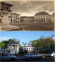 Pasado y presente de la Plaza Catedral, Ciudad de Panamá