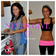 Diary of a Fit Mommy's Postpartum fitness and diet plan to lose the weight in 3 months